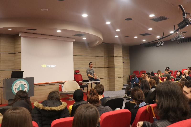 Üsküdar İletişim 'Dark marketing' reklamcılığını masaya yatırdı