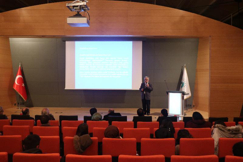 Prof. Dr. Hüsrev Hatemi Türk Toplumunda Yunus Emre ve Mevlana Etkisini Anlattı