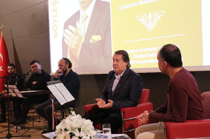 """""""İnsanın Gayesine Yolculuk"""", Üsküdar Üniversitesi'nde konuşuldu 3"""