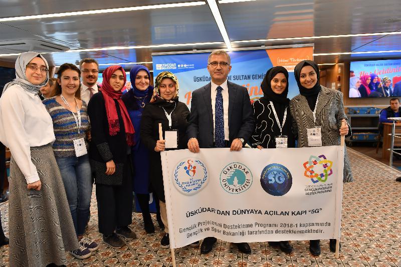 Üsküdarlı öğrenciler Üsküdar Belediye Başkanı ile buluştu 4