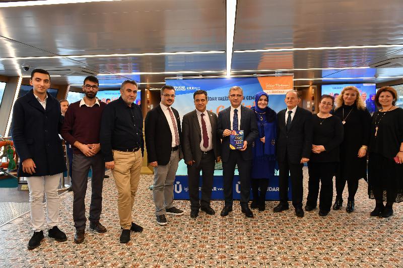 Üsküdarlı öğrenciler Üsküdar Belediye Başkanı ile buluştu 5