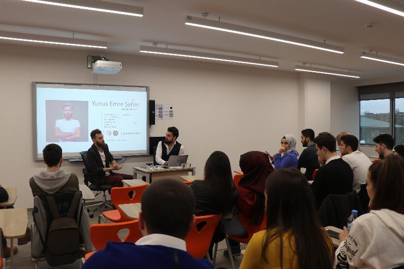 'Yeni Nesil Gazetecilik' Üsküdar Üniversitesinde konuşuldu
