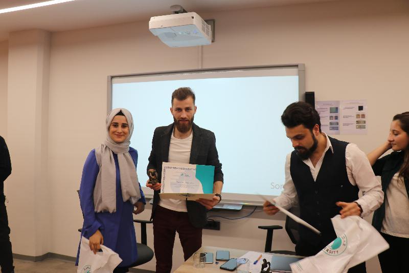 'Yeni Nesil Gazetecilik' Üsküdar Üniversitesinde konuşuldu 4