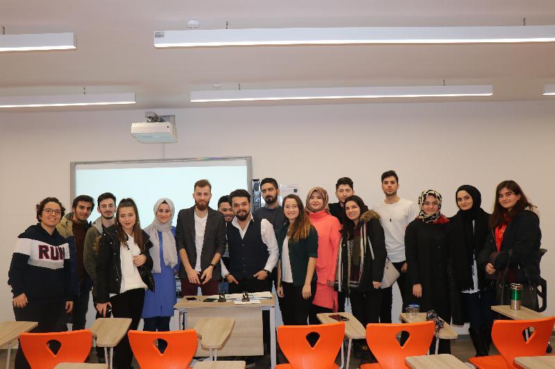 'Yeni Nesil Gazetecilik' Üsküdar Üniversitesinde konuşuldu 5