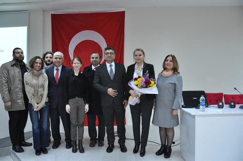Prof. Dr. Deniz Ülke Arıboğan Yalova Üniversitesinde 3