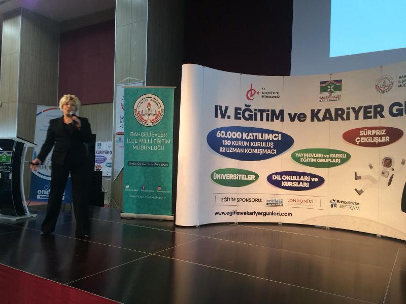 Atasoy ve Arıboğan'ı 5 bin öğrenci dinledi 2