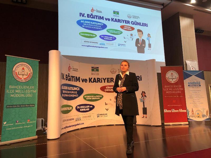 Atasoy ve Arıboğan'ı 5 bin öğrenci dinledi 4