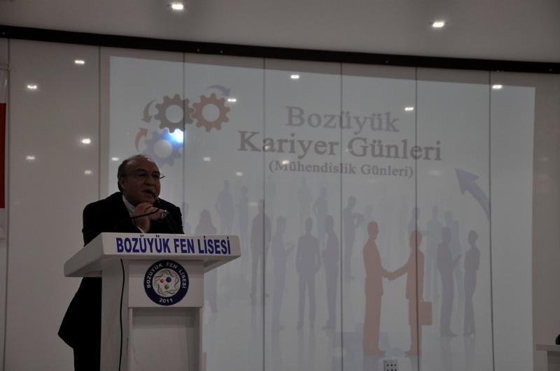 Prof. Dr. Muhsin Konuk Bozüyük'te öğrencilerle buluştu 2