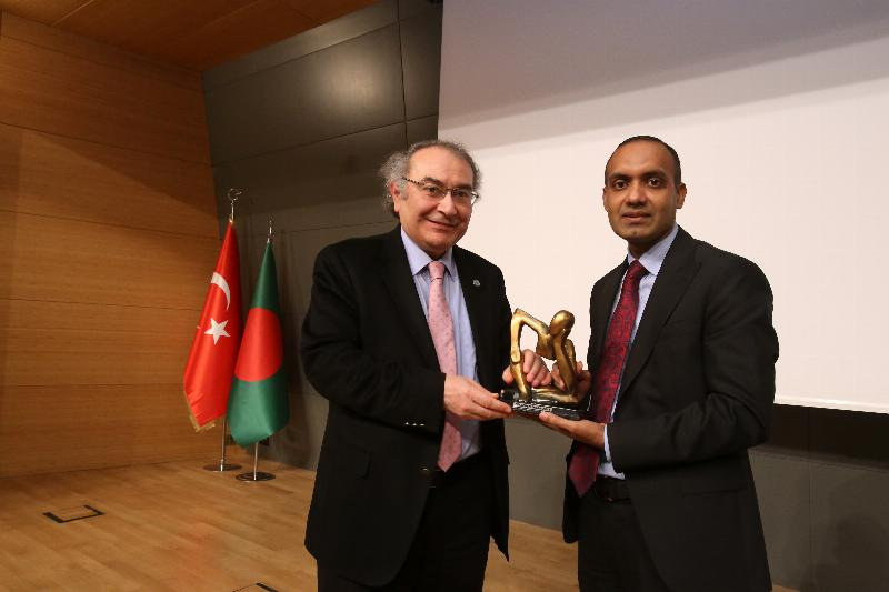 Üsküdar University celebrated Bangladesh Victory Day 8