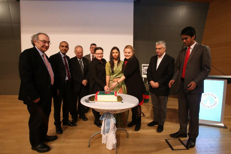 Üsküdar University celebrated Bangladesh Victory Day 9