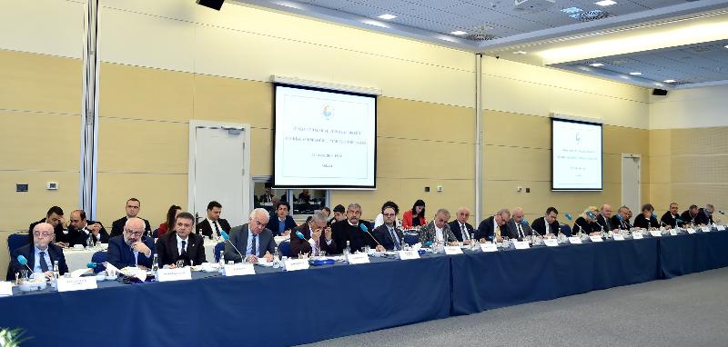 Mütevelli Heyet Başkanımız Furkan Tarhan,  TOBB Türkiye Yükseköğretim Meclis toplantısına katıldı