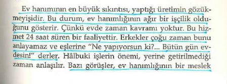 """Prof. Dr. Nevzat Tarhan: """"Ev hanımlığıyla ilgili asılsız paylaşımlara itibar etmeyin!"""" 2"""