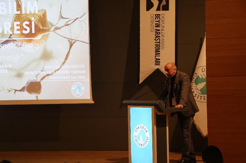 """Prof. Dr. Nevzat Tarhan: """"İlk adım duygusal pozitiflik olursa dünya daha yaşanılır olur"""" 3"""