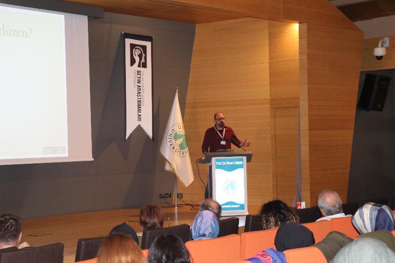 """Prof. Dr. Nevzat Tarhan: """"İlk adım duygusal pozitiflik olursa dünya daha yaşanılır olur"""" 4"""