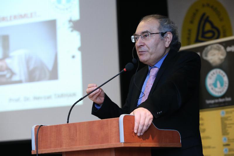 Prof. Dr. Nevzat Tarhan 'Duygularını bastıranlar duygularını organları ile yaşar' 2
