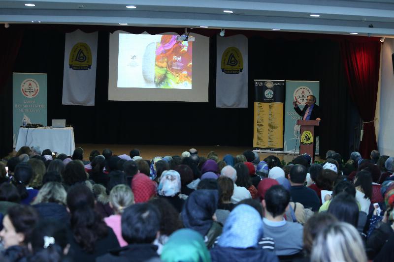 Prof. Dr. Nevzat Tarhan 'Duygularını bastıranlar duygularını organları ile yaşar'