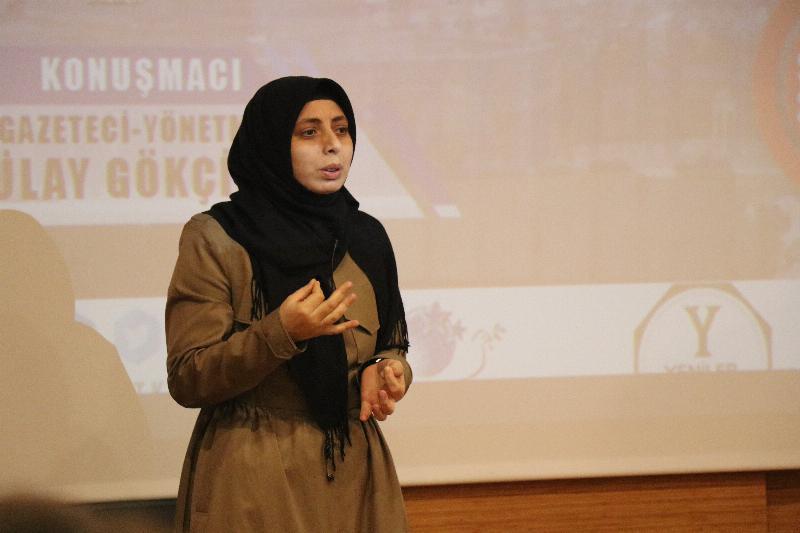"""Tülay Gökçimen: """"Kudüs'te hak engellerini anlatmak için belgeselci - gazeteci olmaya gerek yok"""" 3"""