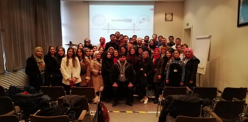 Üsküdarlı öğrenciler İzmit KORDSA'yı ziyaret etti 2