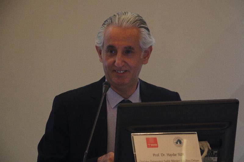 """Prof. Dr. Nevzat Tarhan : """"İtfaiyecilik, askerlik, doktorluk gibi kutsal bir meslektir"""" 3"""