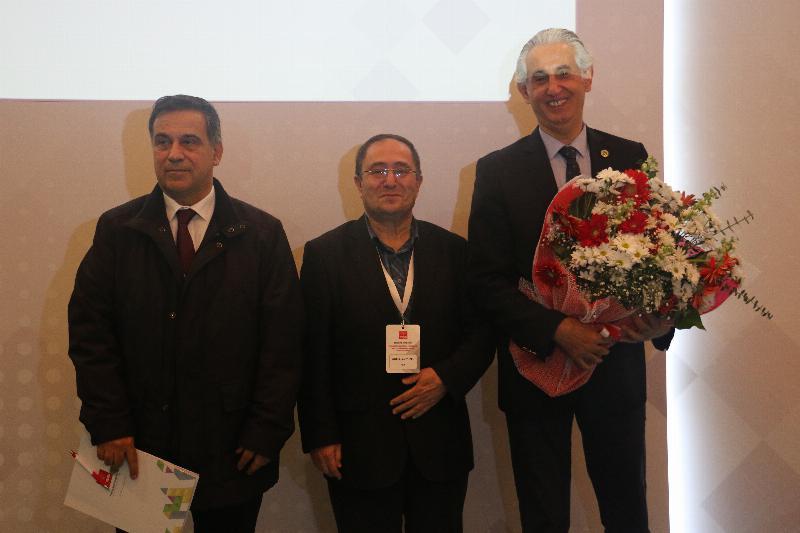 """Prof. Dr. Nevzat Tarhan : """"İtfaiyecilik, askerlik, doktorluk gibi kutsal bir meslektir"""" 7"""