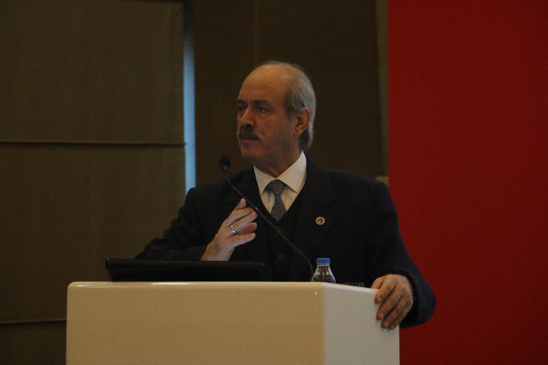 """Prof. Dr. Nevzat Tarhan : """"İtfaiyecilik, askerlik, doktorluk gibi kutsal bir meslektir"""" 2"""