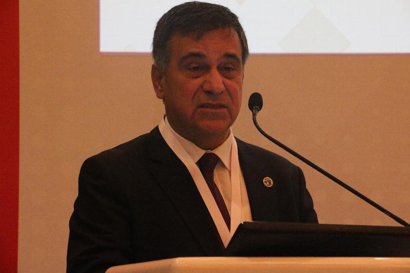 """Prof. Dr. Nevzat Tarhan : """"İtfaiyecilik, askerlik, doktorluk gibi kutsal bir meslektir"""""""