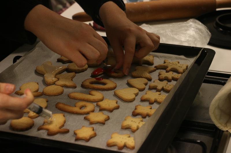 Üsküdar öğrencileri mutfakta 2