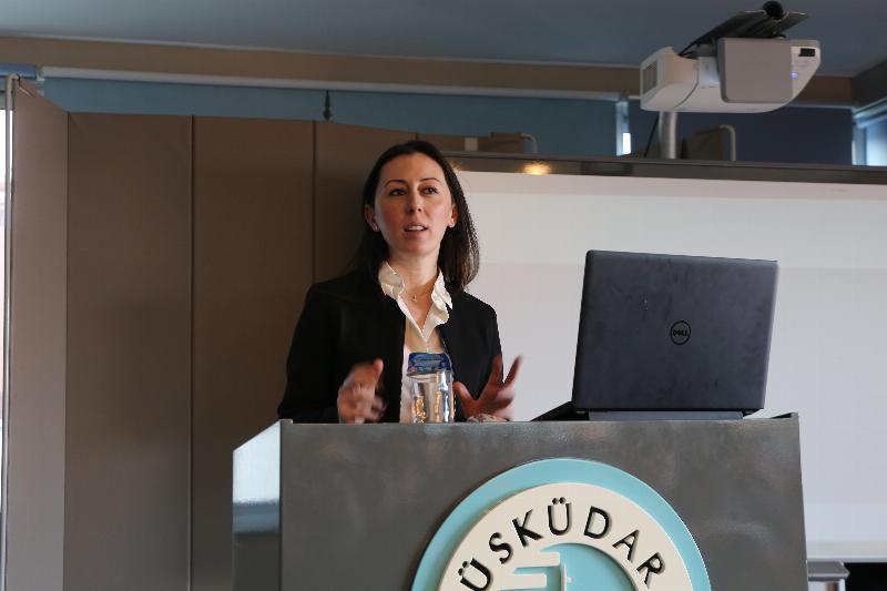 MDBF Bölüm seminerlerinin ikincisinde moda ve e-ticaret konuşuldu 2