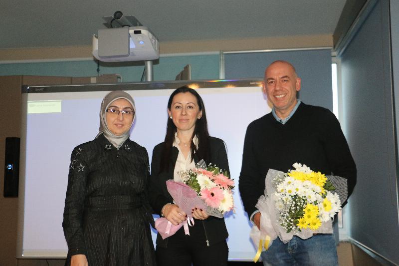 MDBF Bölüm seminerlerinin ikincisinde moda ve e-ticaret konuşuldu 4