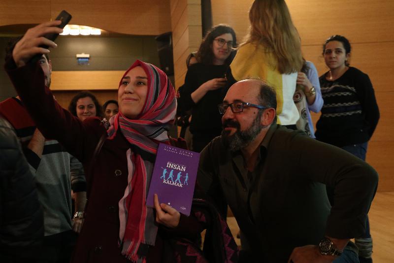 """Prof. Dr. Sinan Canan: """"Yapay zeka haberlerinin yarısı asılsız"""" 4"""