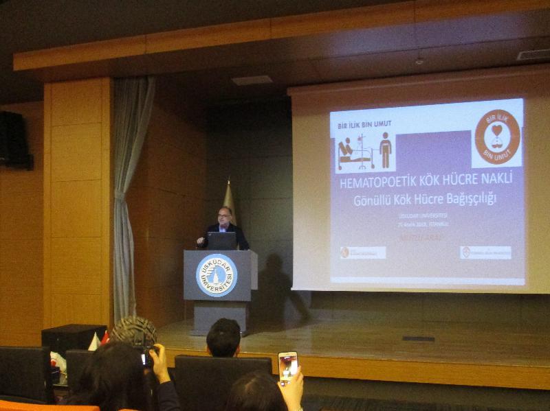 """Prof. Dr. Mutlu Arat: """"Türkiye'de yapılan transplant sayısı dünyaca kabul ediliyor"""""""