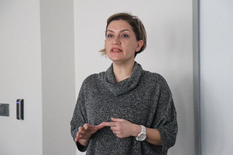 """Üsküdar'da """"Toplumsal Normlar ve Cinsel İşlev Bozuklukları"""" konuşuldu 3"""
