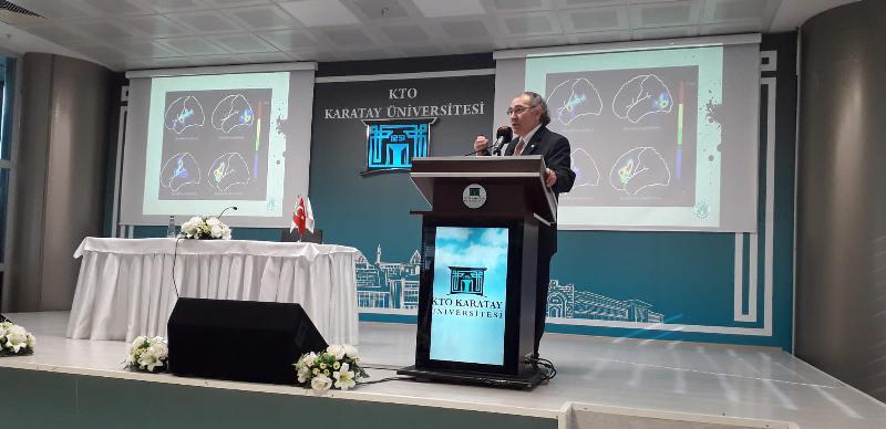 """Prof. Dr. Tarhan: """"Dünyada çocuk ve aile sebebiyle medeniyet krizi yaşanıyor"""" 3"""