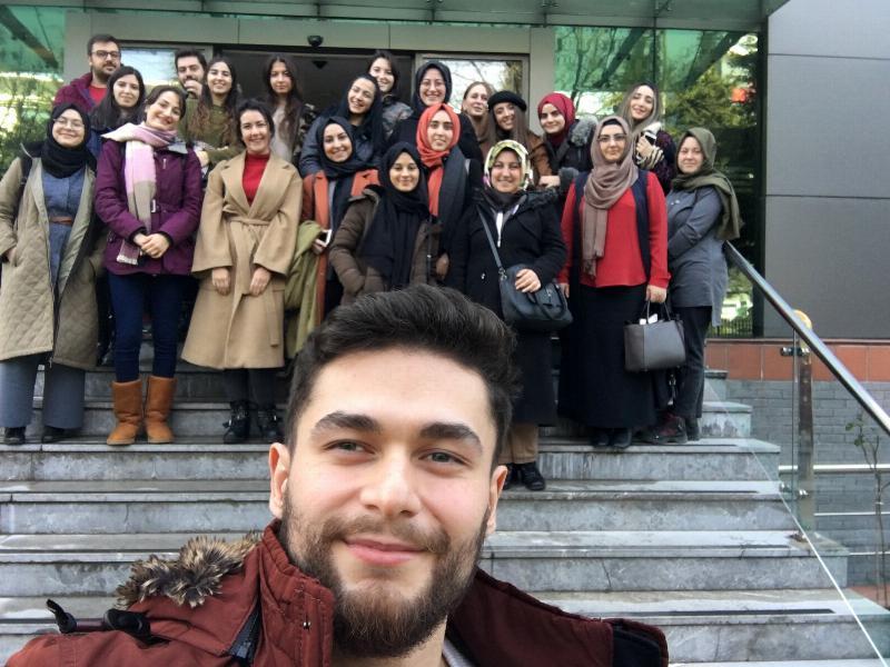 Üsküdar MDBF öğrencileri Berko ve Aromsa üretim tesislerini gezdi 3