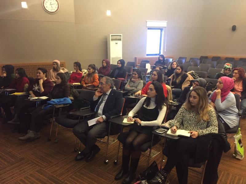 Klinik Psikoloji Yüksek Lisans programında son ders 2