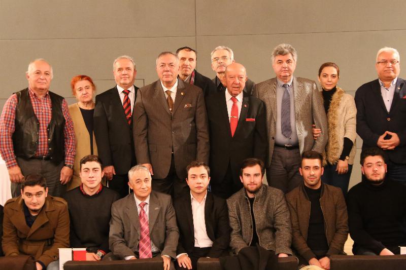 """Üsküdar Üniversitesinde """"Kıbrıs ve Ege Adaları sorunu"""" konuşuldu 5"""