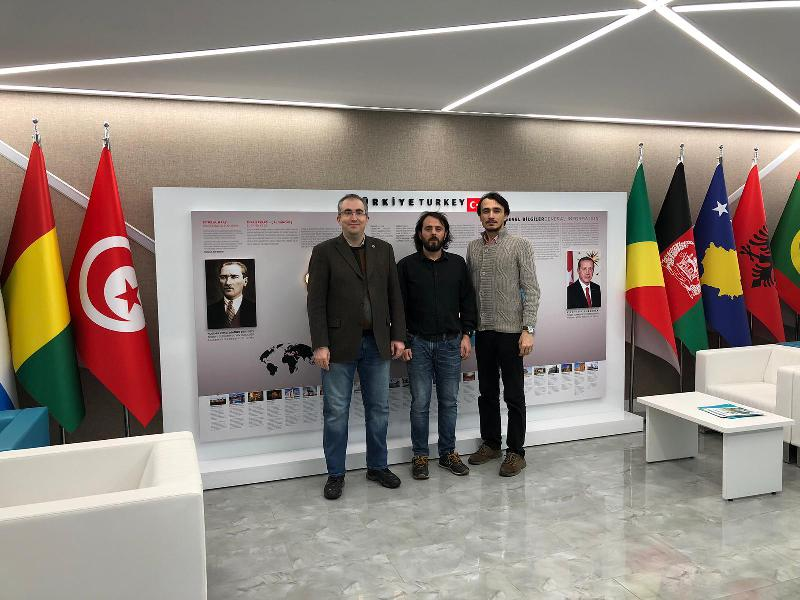 Üsküdar University visited Turkish Maarif Foundation