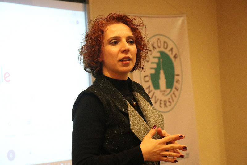 Anadolu Toastmasters Kulübü Üsküdar Üniversitesinde 2
