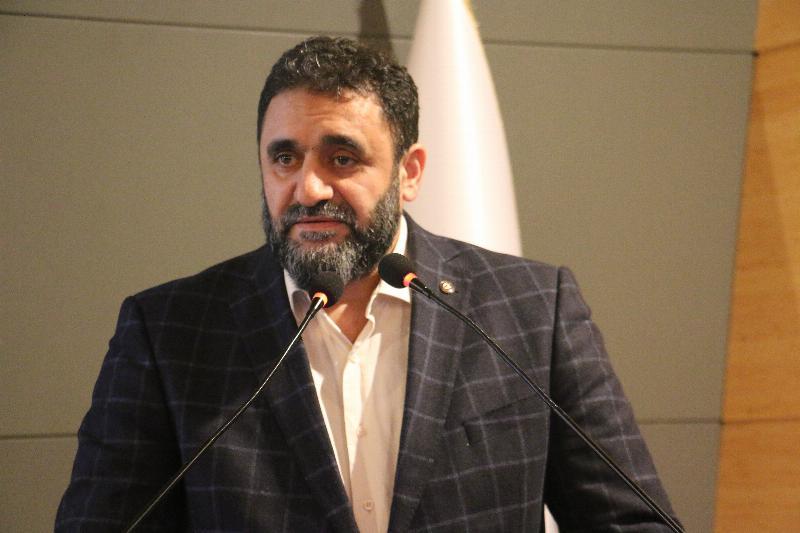 """""""Ekonomi-Politik Bir Süreç Olarak Sûf Hareketi ve Modernite"""" konferansı yapıldı 2"""