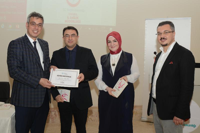 Lider Sağlık Yöneticileri sertifikalarını aldı 3