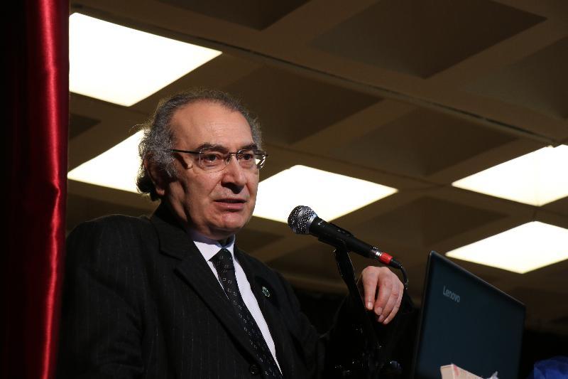 """Prof. Dr. Nevzat Tarhan: """"Başarı ve mutluluğun şartı 'İyi İnsan' olmak"""" 2"""