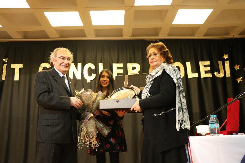 """Prof. Dr. Nevzat Tarhan: """"Başarı ve mutluluğun şartı 'İyi İnsan' olmak"""" 3"""