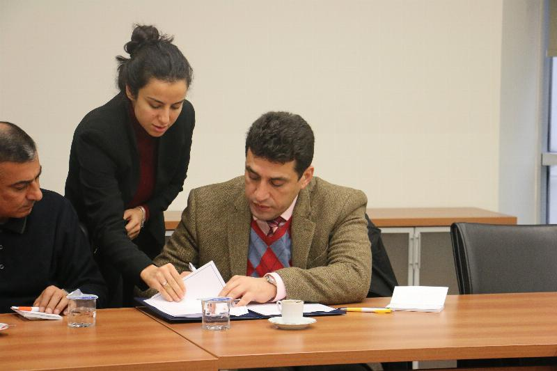Cooperation agreement signed with Jordan Jerash University 2