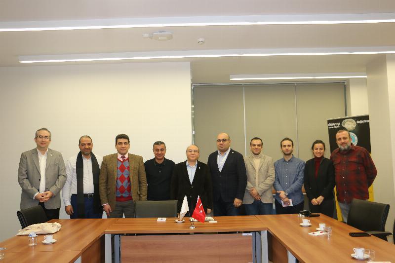 Cooperation agreement signed with Jordan Jerash University 3