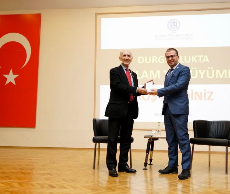 """Faruk Atasoy: """"Durgunluk dönemlerinde reklam yapmak makroekonomik açıdan önemli"""" 3"""
