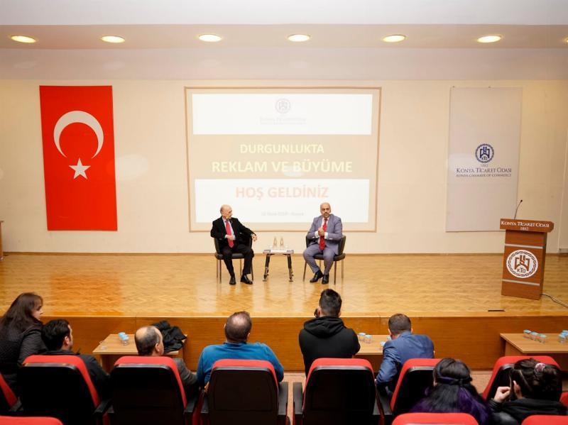 """Faruk Atasoy: """"Durgunluk dönemlerinde reklam yapmak makroekonomik açıdan önemli"""""""