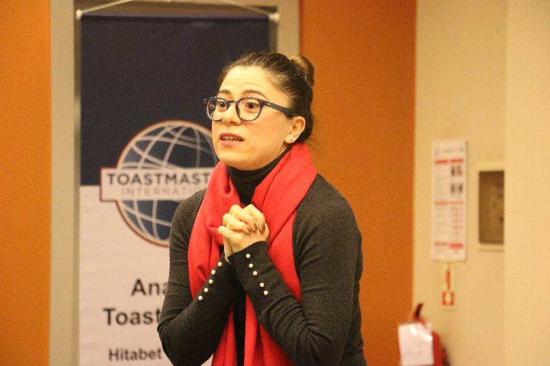 Anadolu Toastmasters Kulübü ikinci kez Üsküdar Üniversitesinde 4