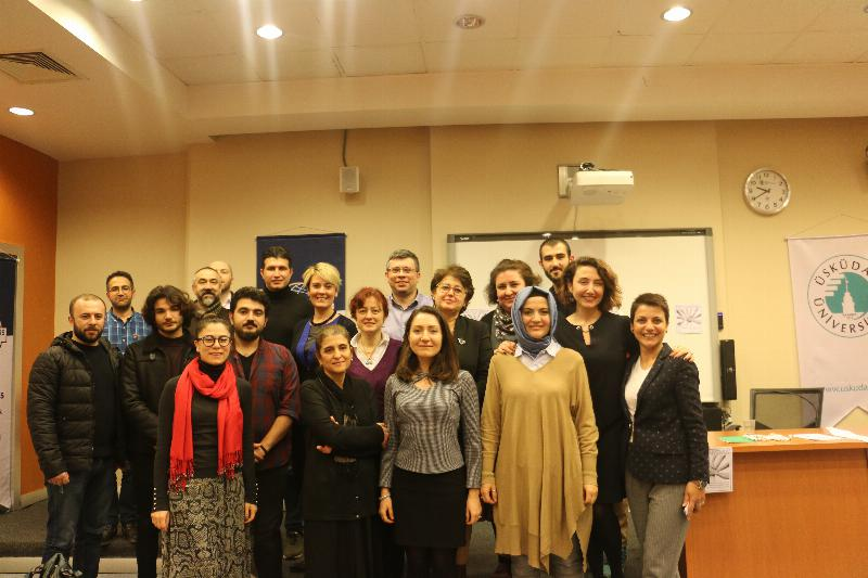 Anadolu Toastmasters Kulübü ikinci kez Üsküdar Üniversitesinde 7