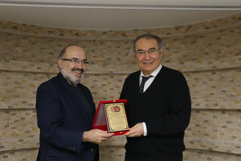 Prof. Dr. Nevzat Tarhan 3'üncü defa Beyoğlu Psikoterapi söyleşilerinde 3