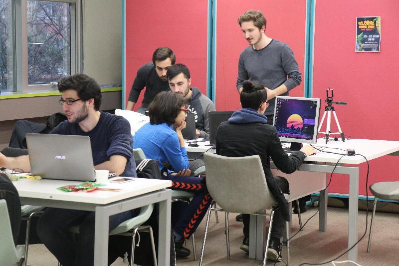 Global Game Jam Üsküdar Üniversitesinde